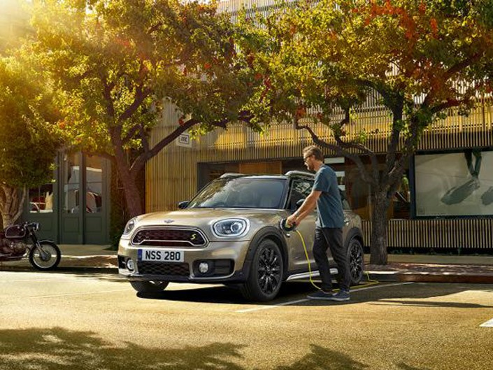 MINI Cooper Countryman PHEV