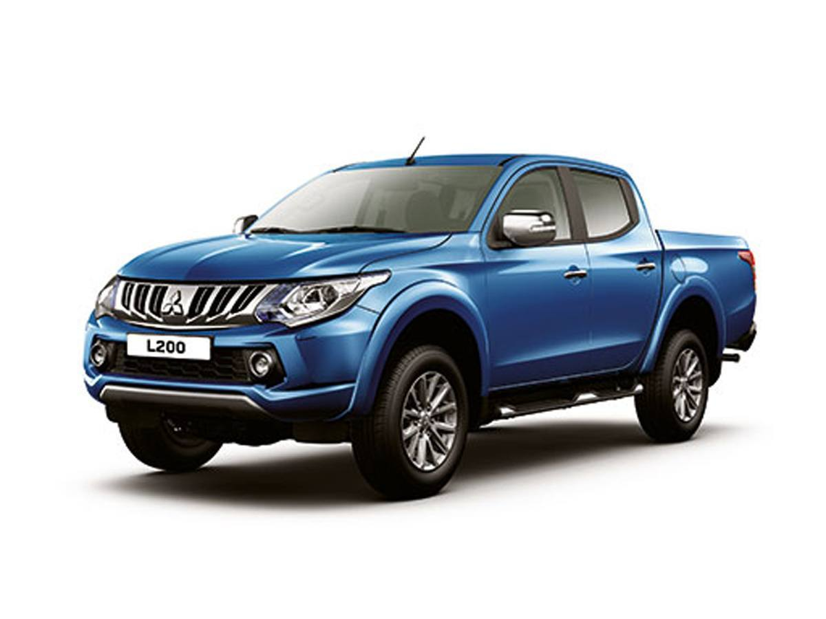 mitsubishi l200 series 5 van leasing contract hire nationwide vehicle contracts. Black Bedroom Furniture Sets. Home Design Ideas