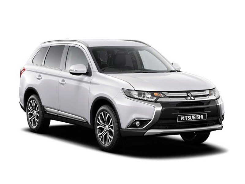 Mitsubishi Outlander Car Leasing | Nationwide Vehicle Contracts