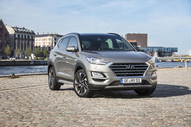The New 2018 Hyundai Tucson