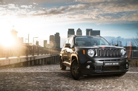 New Limited Edition Jeep Renegade