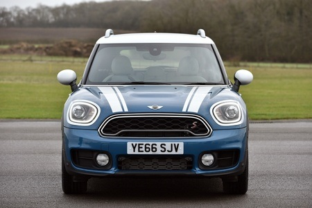New MINI Countryman Front View