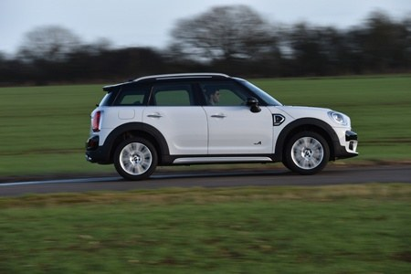 New MINI Countryman Side View