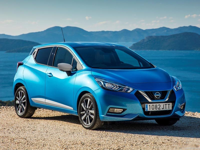 Nissan Micra 0.9 IG-T N-Connecta | Car Leasing | Nationwide Vehicle ...