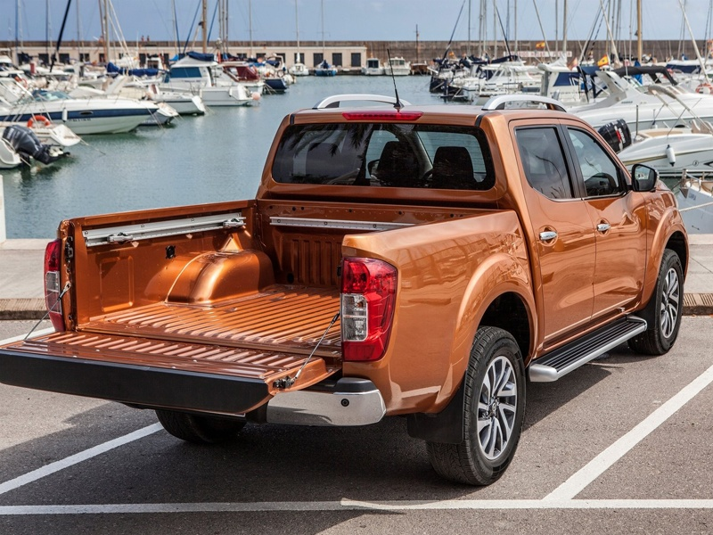 Nissan Navara Pickup Truck Leasing & Contract Hire