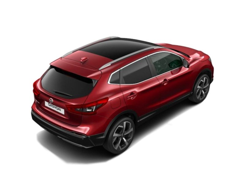 Vehicle Lease Deals >> Nissan Qashqai 1.2 DiG-T Tekna (Glass Roof Pack) Xtronic ...