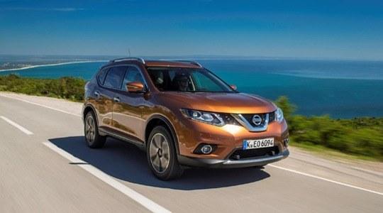 Stock Savings on Nissan X-Trail