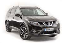 Nissan New X Trail 1.6 dCi Acenta Smart Vision Pack 5 Seat