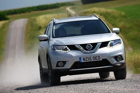 The Nissan XTrail