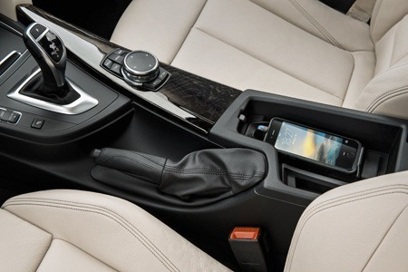 Connectivity in the 2017 BMW range