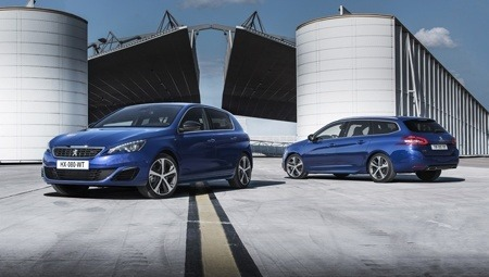 THE PEUGEOT 308 GT
