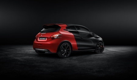 THE PEUGEOT 308 GTi