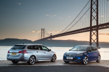 Peugeot 308 is available in a number of trims