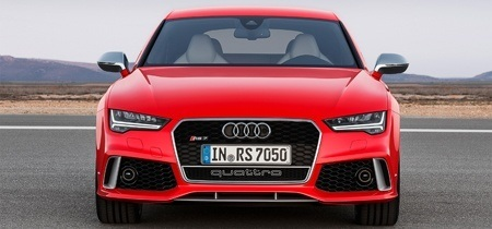 the RS 7 Sportback is not just any old car