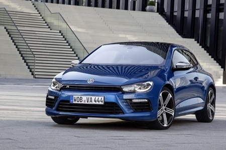 The Top of the Range Scirocco R