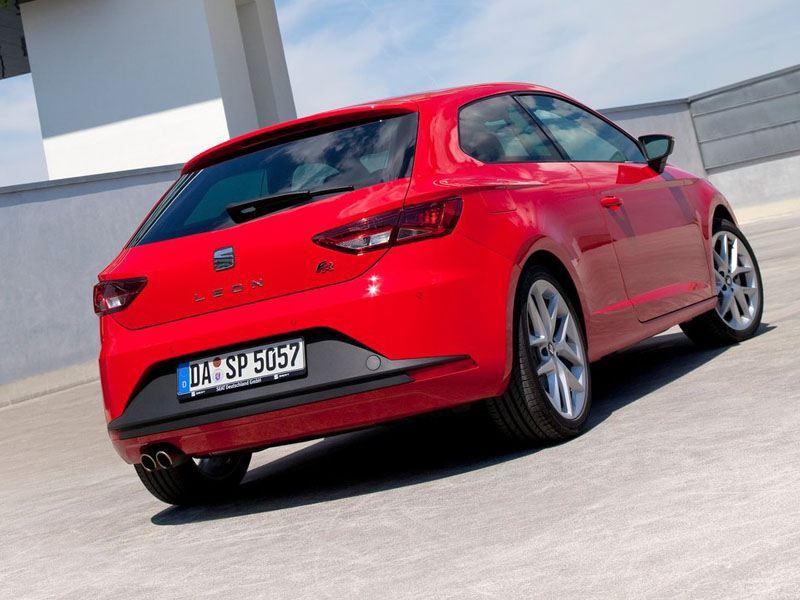 Seat leon sport coupe 2 0 tdi 184 fr car leasing - Seat leon 3 puertas ...