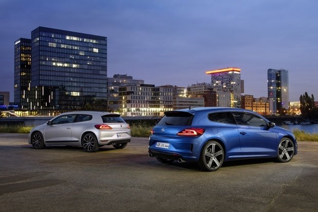 New Volkswagen Scirocco Arrives in October