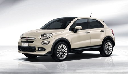 Fiat 500X Car Leasing | Nationwide Vehicle Contracts