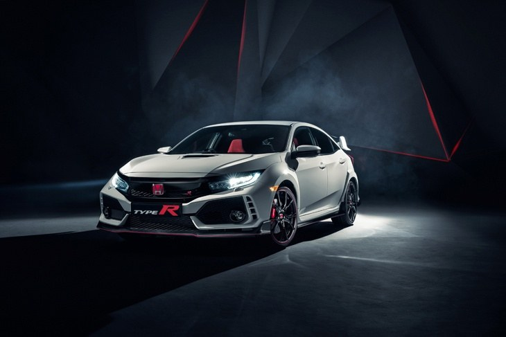 The all new Honda Civic Type R