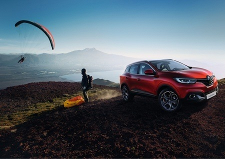 The all-new Renault Kadjar is ready for almost anything