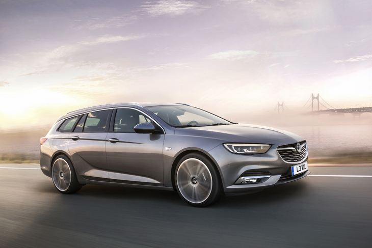 The all-new Vauxhall Insignia Sports Tourer