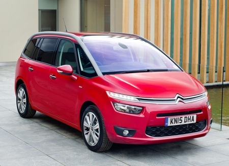 The Citroen C4 Grand Picasso