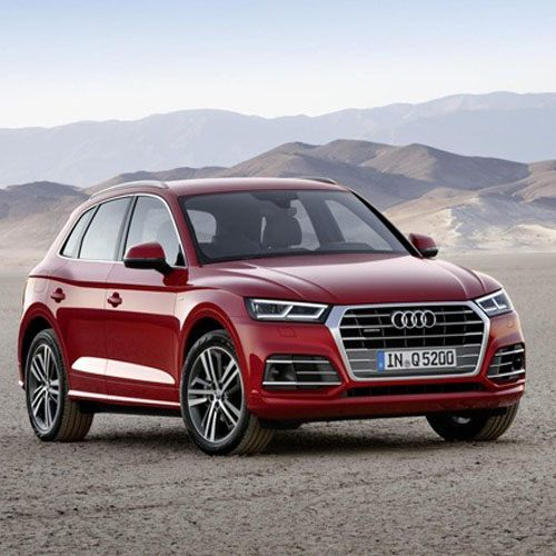 Five Facts About The All-New Audi Q5