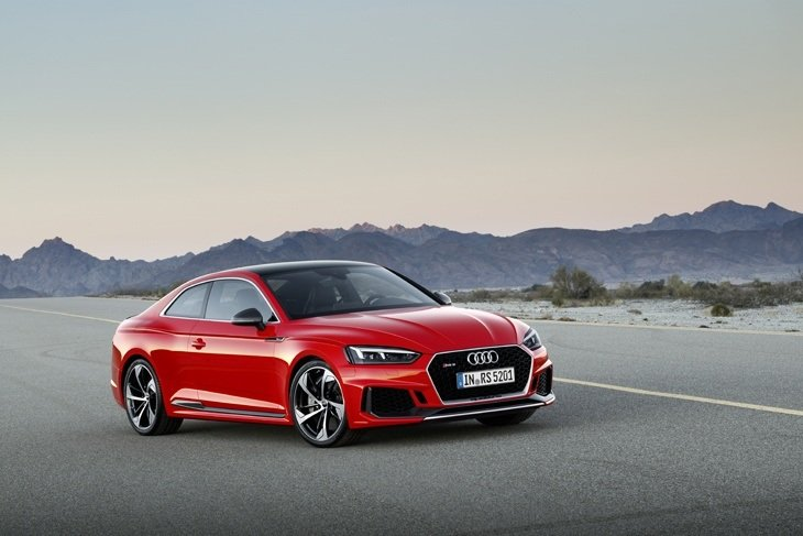 The new Audi RS 5