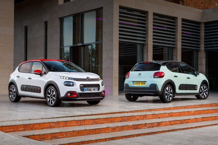 The new Citroen C3 is now available to lease from Nationwide Vehicle Contracts