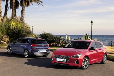 The new Hyundai i30 new versions