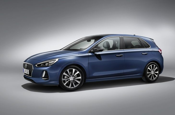 The new Hyundai i30