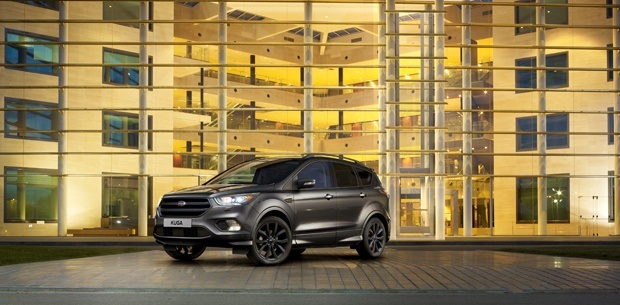 The New Kuga ST-Line