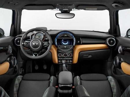 The new MINI Seven Interior