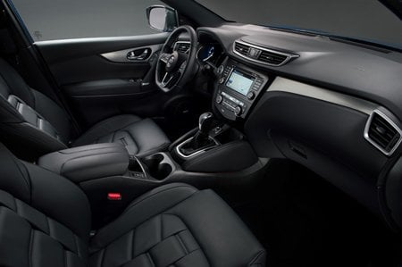 The new Nissan Qashqai interior