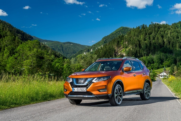 The new Nissan X-Trail, the worlds best selling SUV gets even better