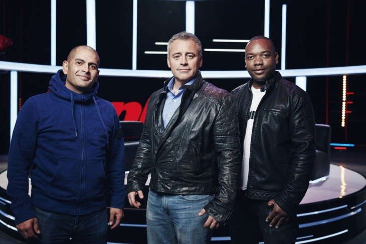 Top Gear Presenters Series 24 Episode 3