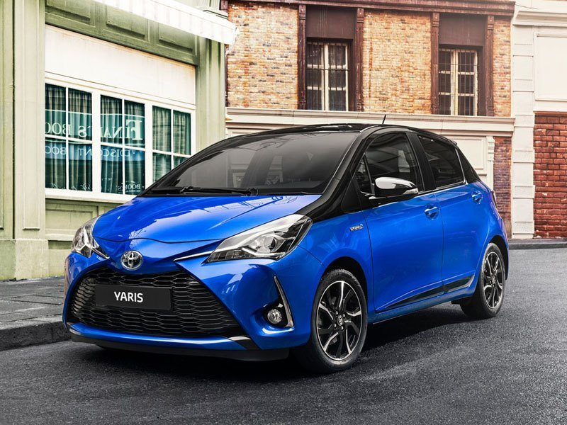 Toyota Yaris 1 5 Hybrid Icon Cvt Car Leasing Nationwide Vehicle Contracts