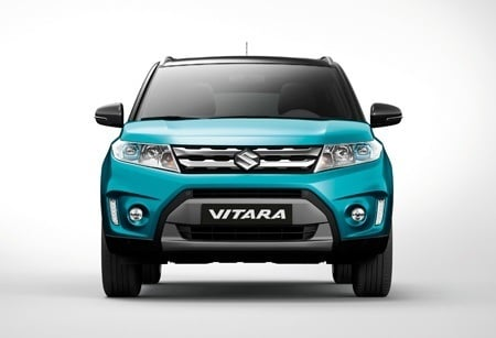 The new updated Suzuki Vitara is available in 2015