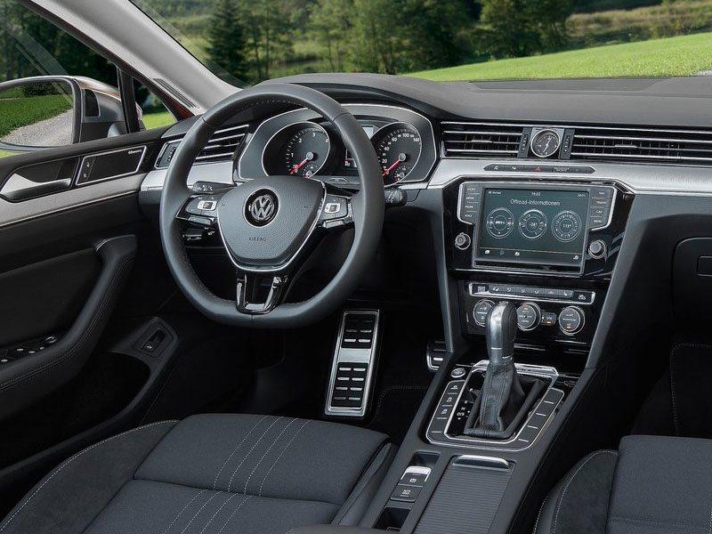Volkswagen Passat Alltrack Car Leasing Nationwide