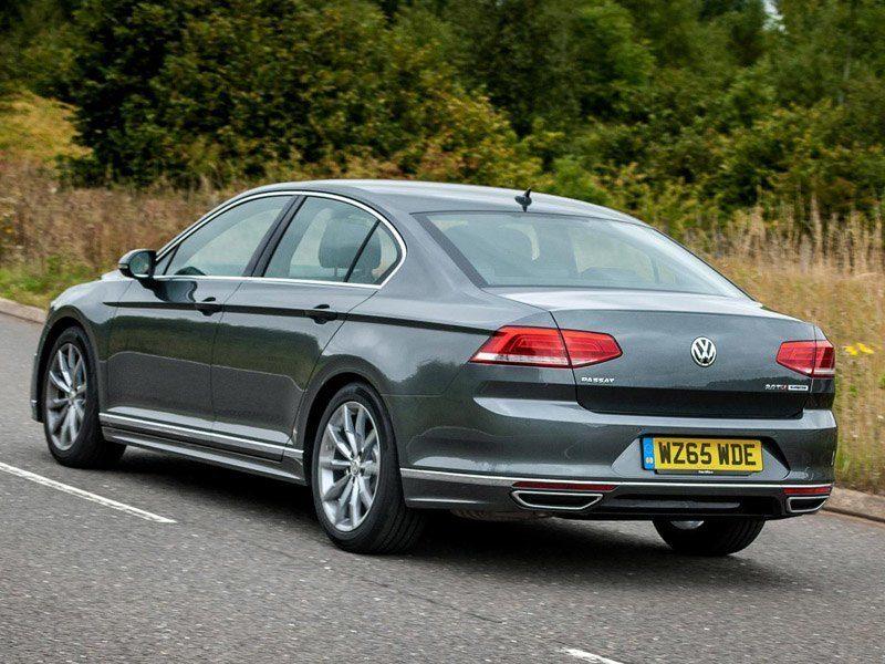 Volkswagen Passat Saloon 2.0 TDI SCR 190 R Line: Contract Hire and Car ...