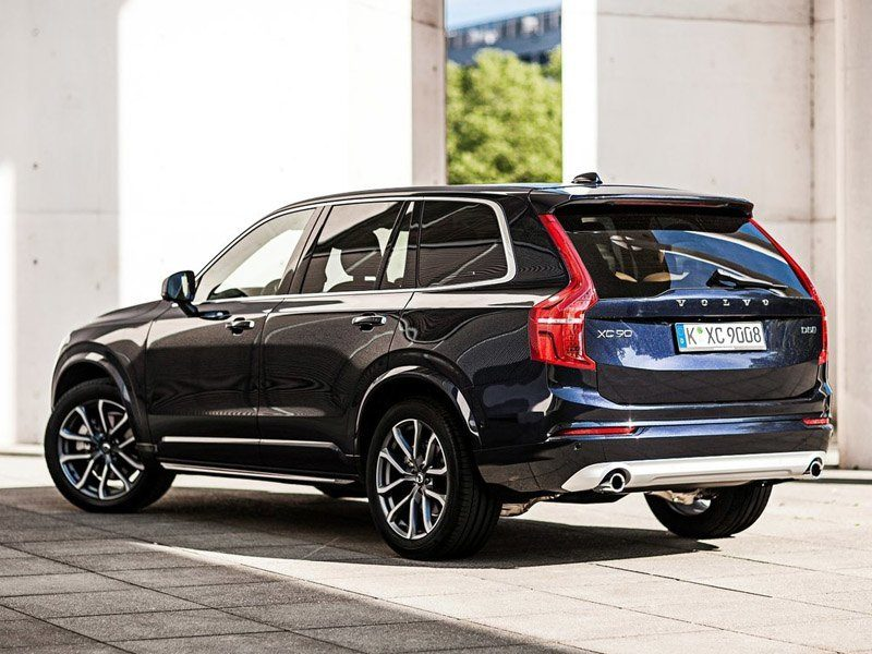Volvo Xc90 2 0 T6 310 R Design Pro 5dr Awd Geartronic
