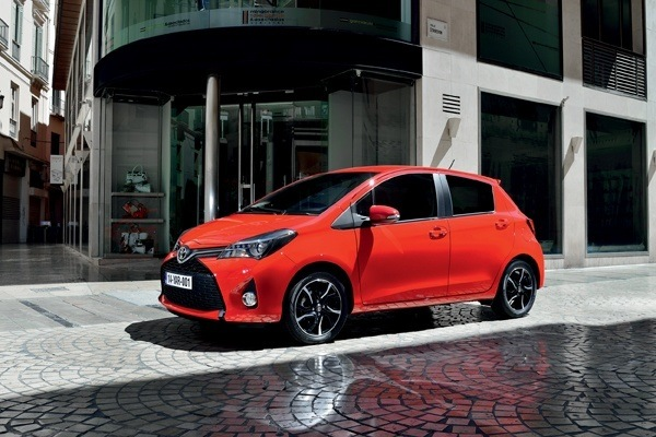 The new Toyota Yaris is available from August 2015