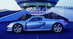Porsche Revels In Record Year