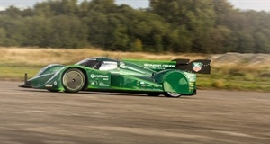 Electric Gets Faster With Drayson