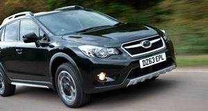 Subaru XV Black Released as a Limited Edition
