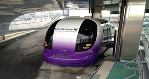 Heathrow's PRT Podcars - The Future of Transport?