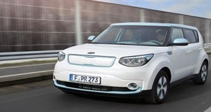 Class-Leading Range For Kia Soul EV