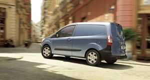 New Ford Transit Courier Delivers the Very Best to Customers