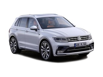 Volkswagen Tiguan *New Model*