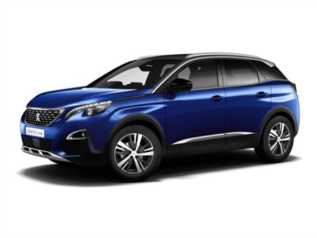 Peugeot 3008 Crossover 1.5 BlueHDi GT Line EAT8 *Incl. Metallic Paint*